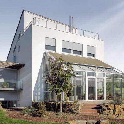Wintergarten-Markise Climara W19 Bild